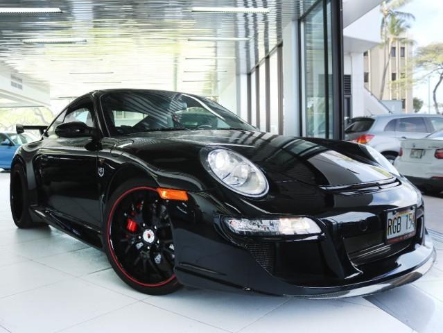 2007 Porsche 911 Vorsteiner C4S