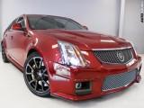 Cadillac Hennessy 700hp CTS-V 2012