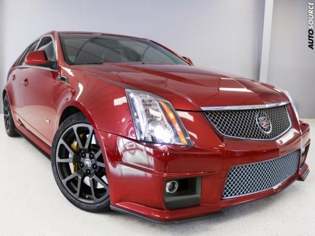 2012 Cadillac Hennessy 700hp CTS-V