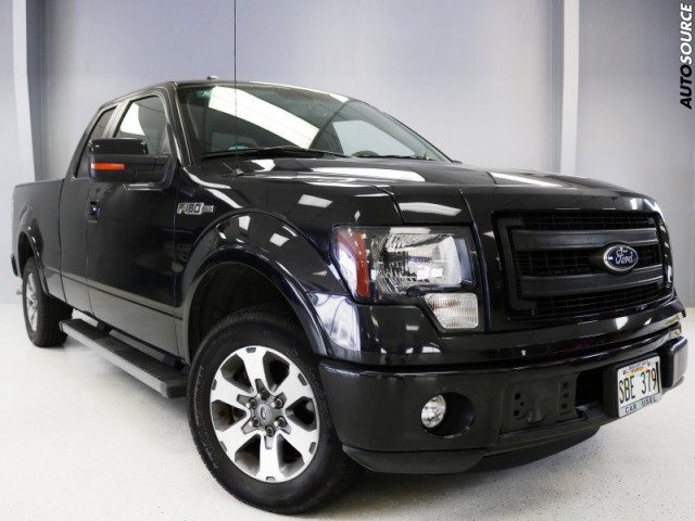 2013 Ford F-150 17k Miles