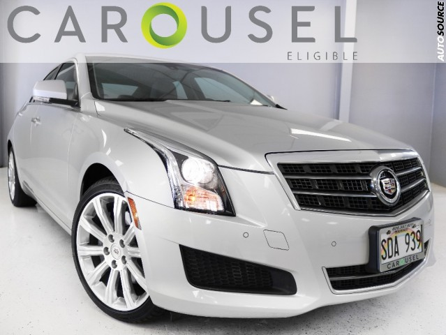 2014 Cadillac ATS 2.0 turbo Lux