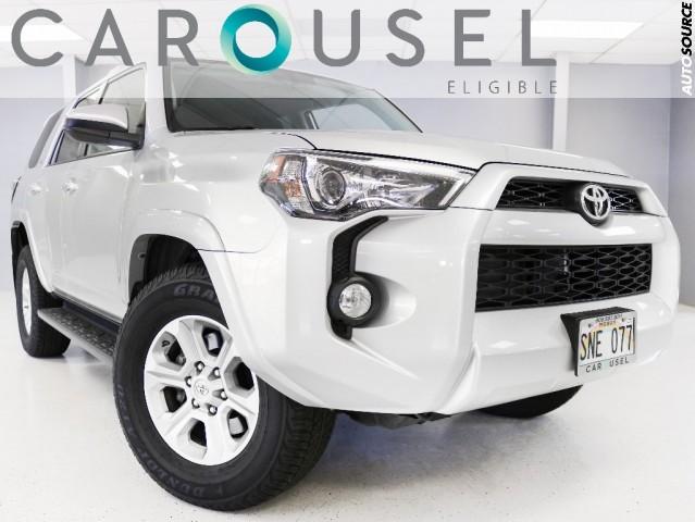 2015 Toyota 4Runner SR5 17kmi