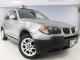 BMW X3 xDrive 2.5i 2005