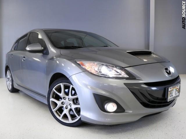 2011 Mazda Mazda Speed Turbo