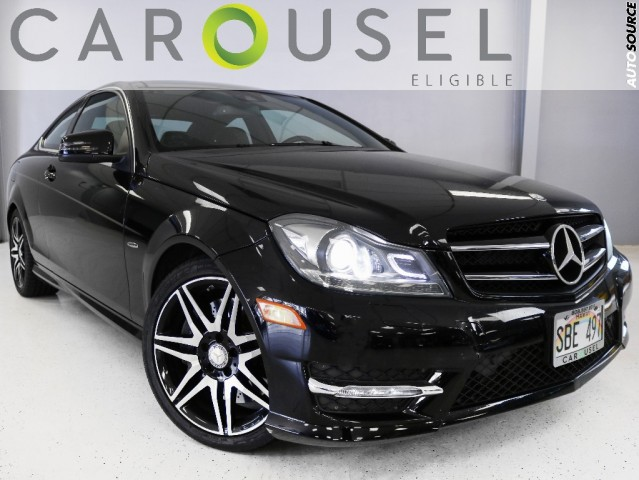 2013 Mercedes-Benz C250 Coupe Sport Loaded