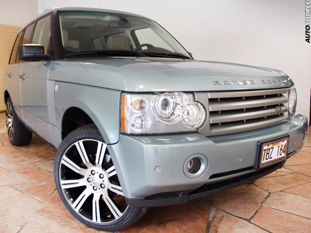 2008 Land Rover Range Rover HSE 18kMi