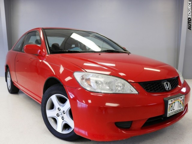 2004 Honda Civic Coupe EX