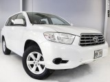 Toyota highlander third row 2009