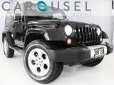 Jeep wrangler sahara 5kmi 4WD 2014