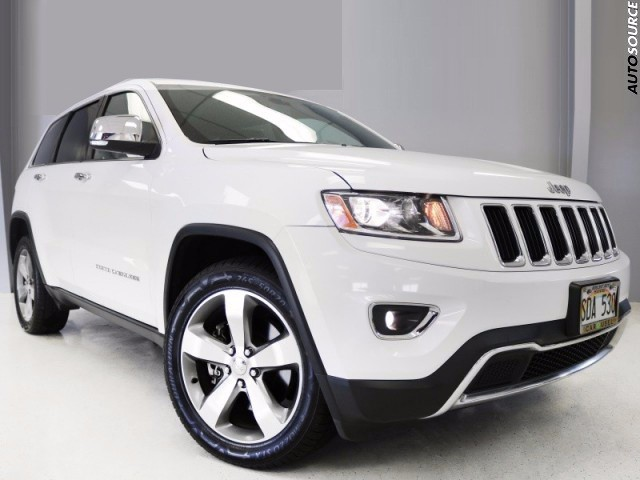 2014 Jeep Grand Cherokee 4WD Limited