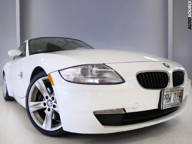 2007 BMW Z4 30si coupe