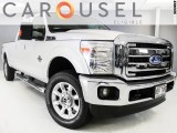Ford Super Duty F-250 Diesel Lariat 2014