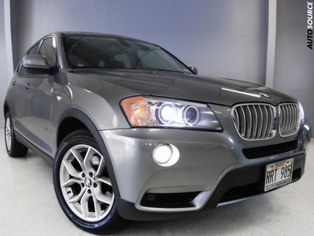 2011 BMW x3 35i twin turbo