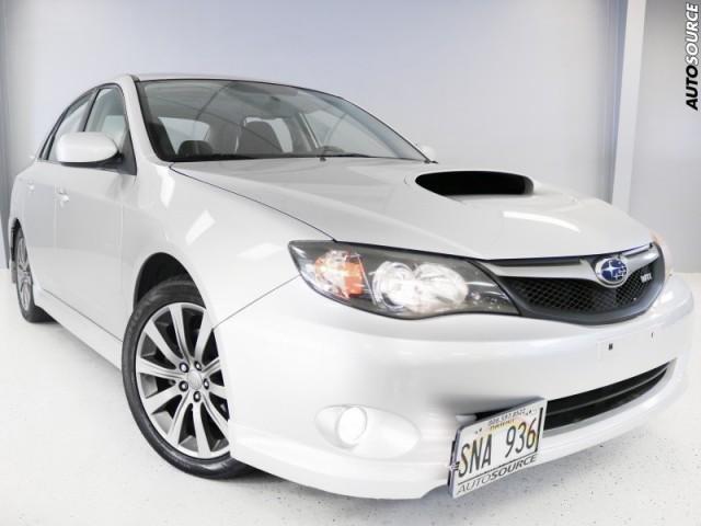2009 Subaru IMP WRX TURBO