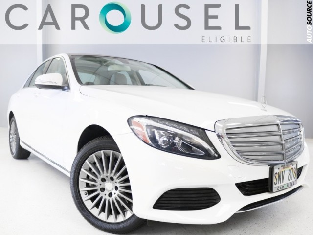 2015 Mercedes-Benz C300 4Matic Luxury