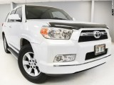 Toyota 4Runner 3rd row 2013