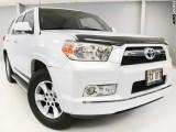Toyota 4Runner 3rd row 2013