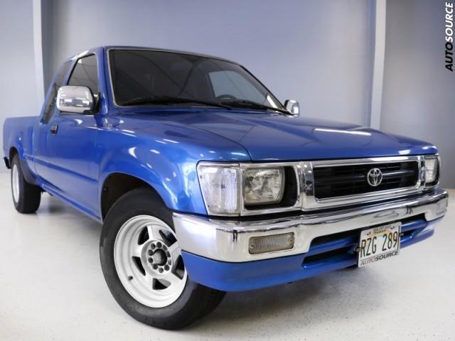 1994 Toyota Pickup Manual