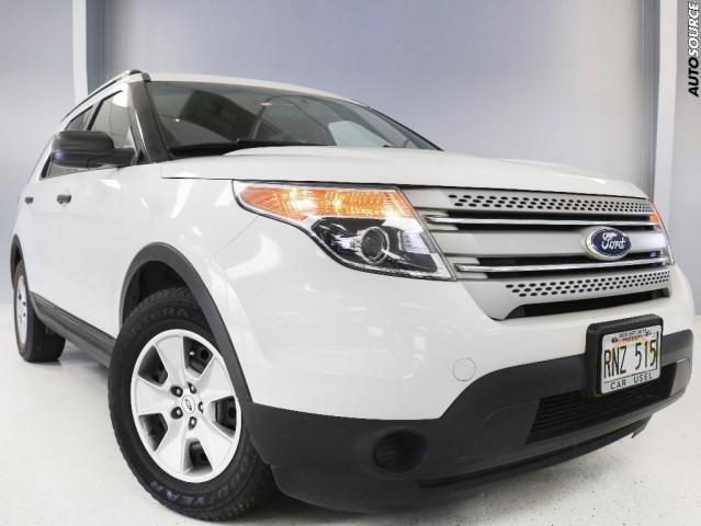 2011 Ford EXPLORER XLT 3RD ROW