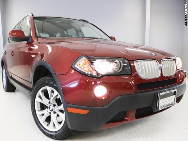 2010 BMW X3 AWD 30i 41KMI
