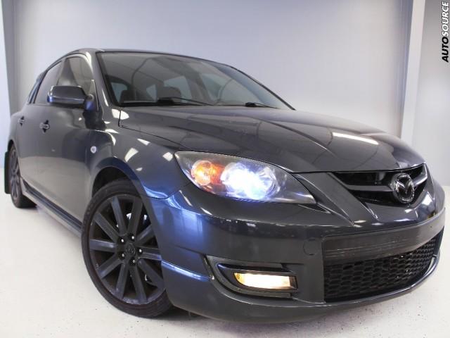 2009 Mazda speed turbo