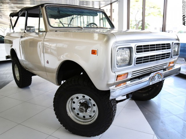 1980 International Scout Classic 62KMI