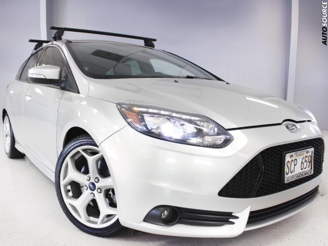 2014 Ford Focus ST turbo