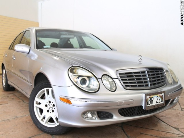 2003 Mercedes-Benz E320 only 69kmi