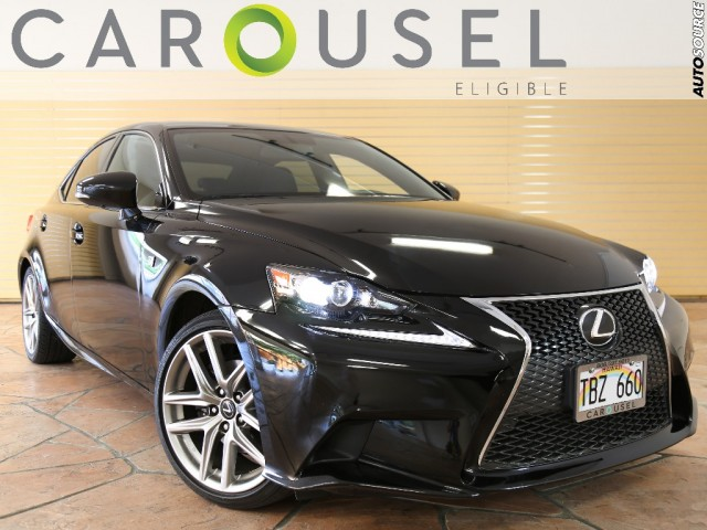 2014 Lexus IS250 FSport
