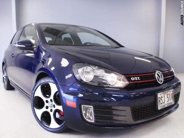 2012 Volkswagen GTI DSG