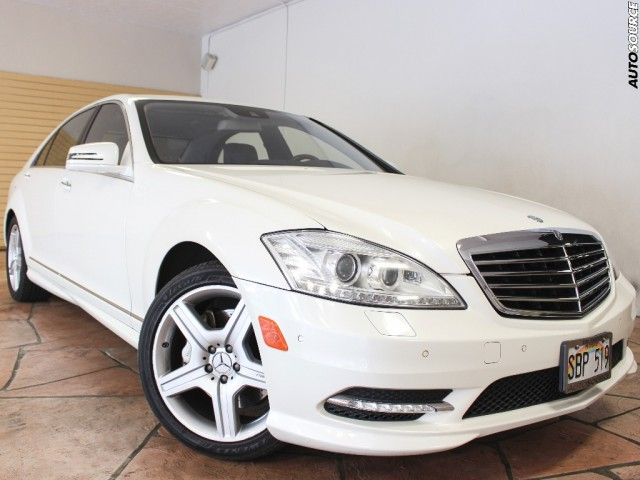 2010 Mercedes-Benz S550 Loaded