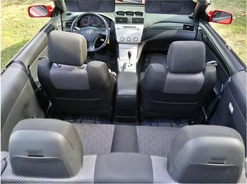 Toyota Camry Solara 2006 price $9,999