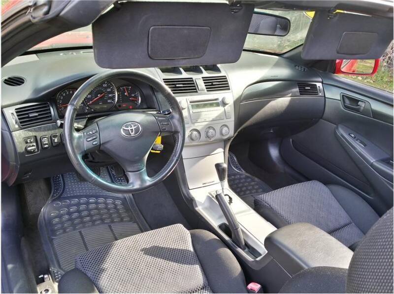 Toyota Camry Solara 2006 price $5,999