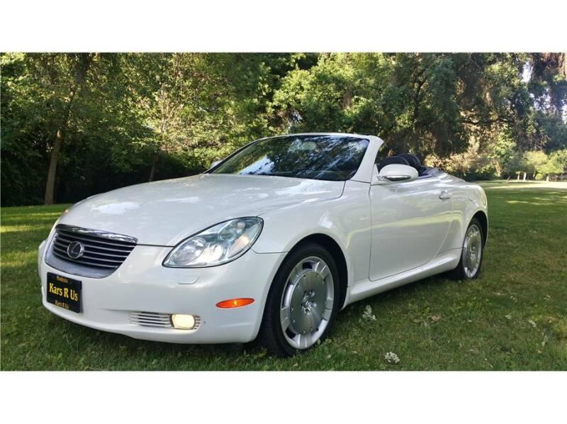 Lexus SC 430 2004 price $13,999