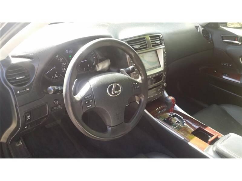 Lexus IS 350 2006 price $11,999