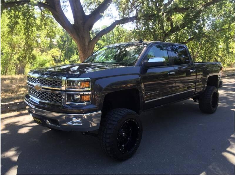 Chevrolet Silverado 1500 2014 price $35,999