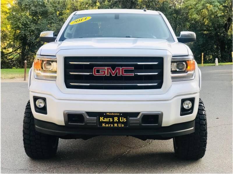 GMC Sierra 1500 2014 price $36,999