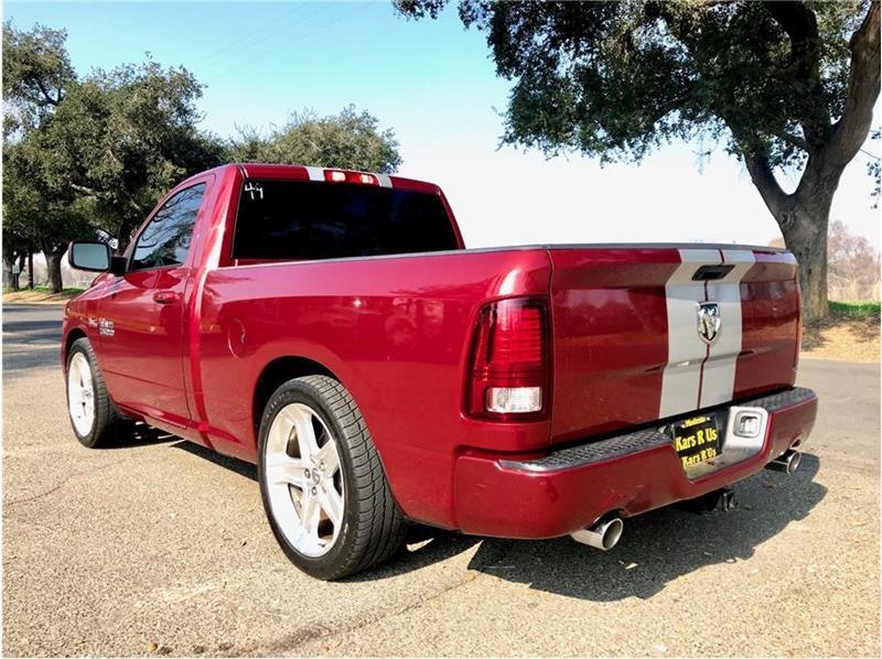 RAM Ram Pickup 1500 2015 price $29,999