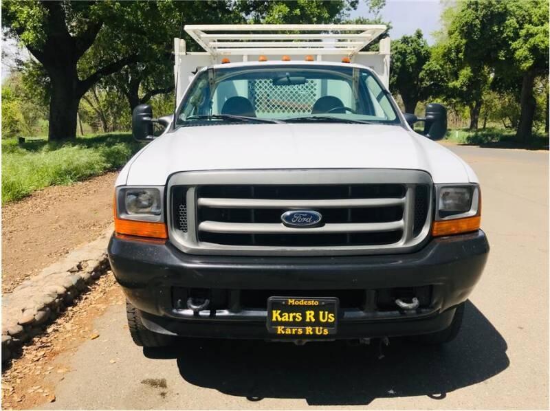 Ford F-550 Super Duty 2001 price $14,999
