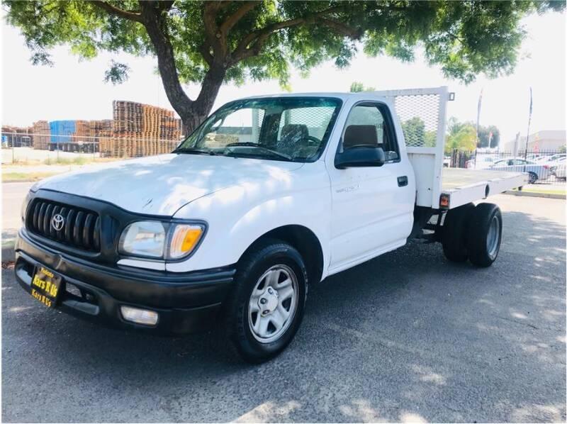 Toyota Tacoma 2001 price $11,999