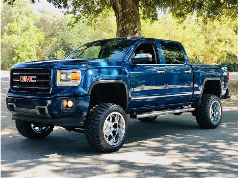 GMC Sierra 1500 2015 price $35,999