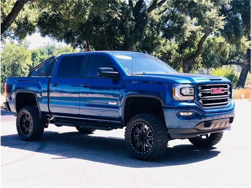 GMC Sierra 1500 2017 price $37,999