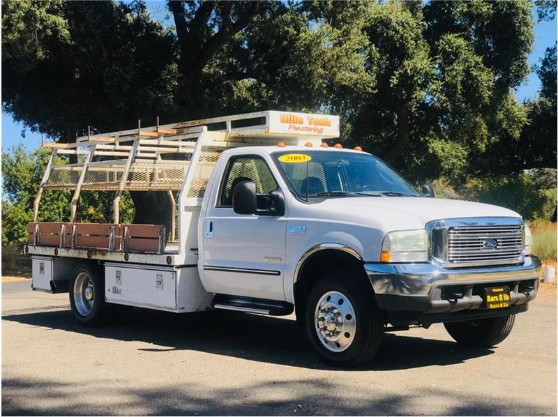 Ford F-550 Super Duty 2003 price $7,999