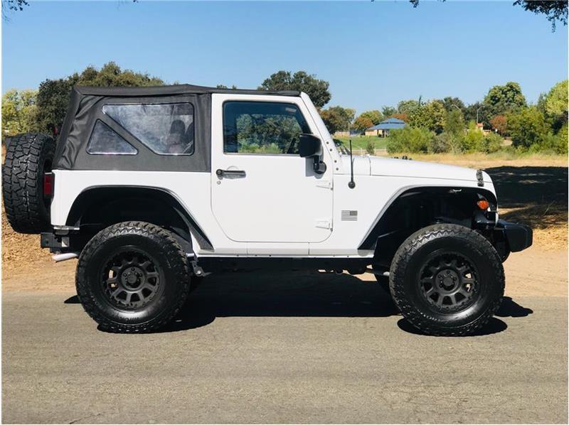 Jeep Wrangler 2015 price $18,999