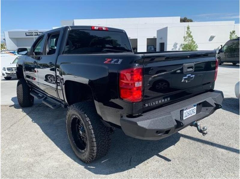 Chevrolet Silverado 1500 2018 price $37,999