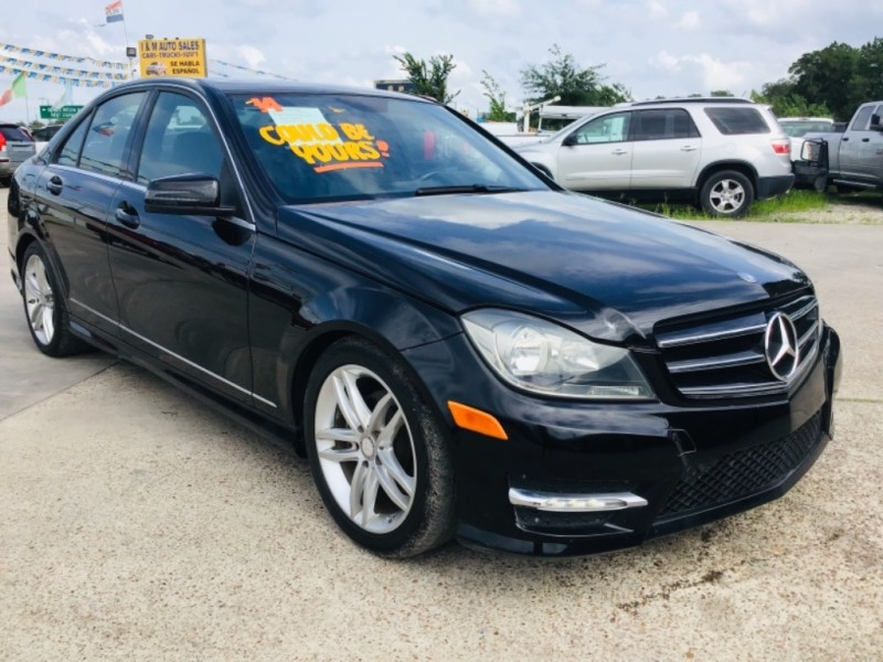 Mercedes-Benz C-Class 2014 price $5,000 Down