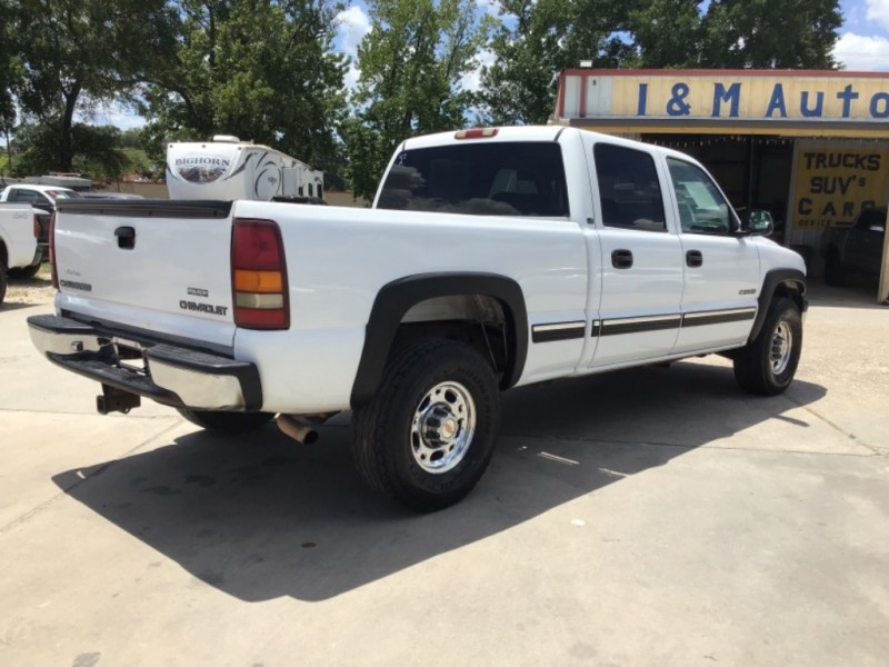 Chevrolet Silverado 1500HD 2001 price $1,500 Down