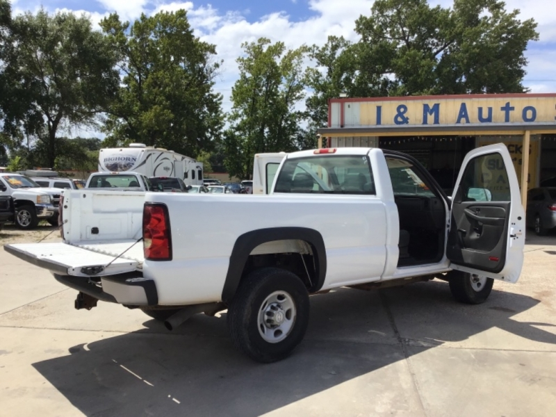 Chevrolet Silverado 2500HD Classic 2007 price $2,000 Down