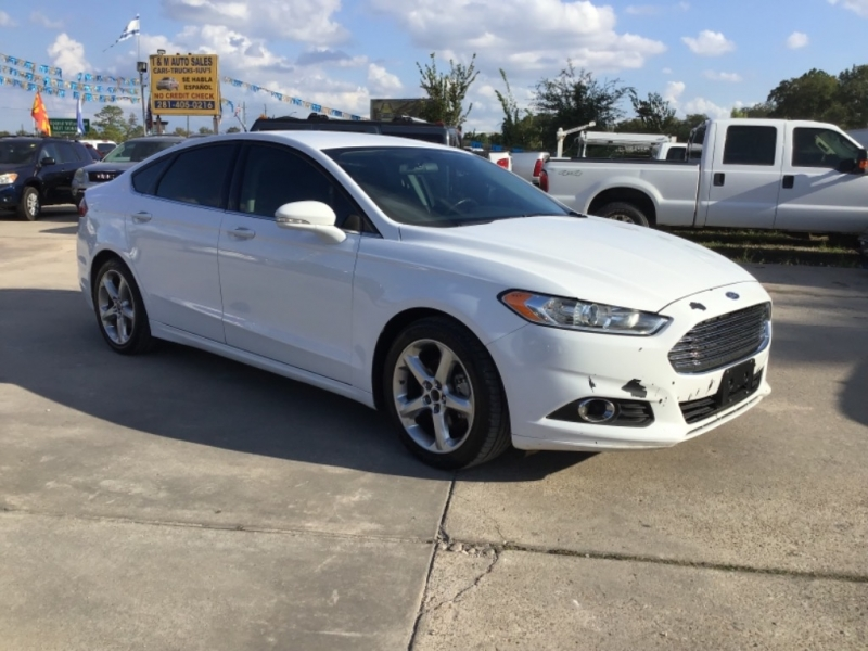 Ford Fusion 2014 price $2,000 Down