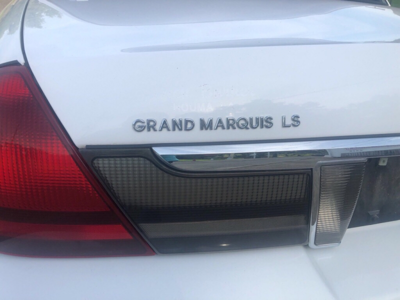 Mercury Grand Marquis 2008 price $5,800